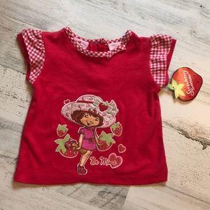 Other - NWT Strawberry Shortcake Shirt
